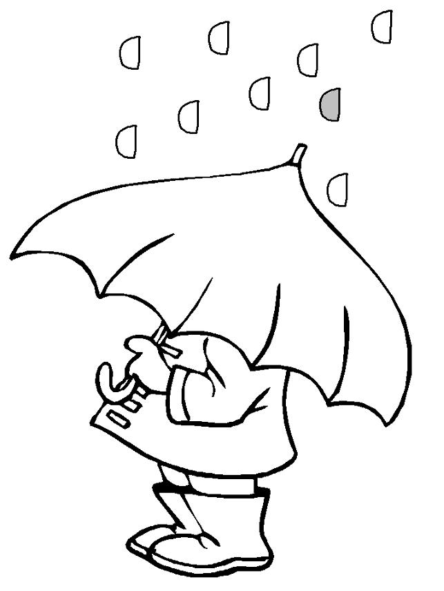 weather man coloring pages - photo#5